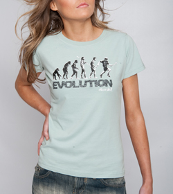 Evolution by Squareball.com