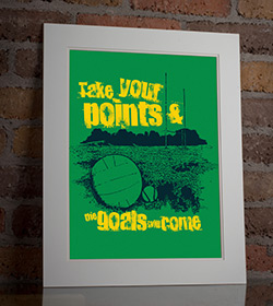 Take your points Print