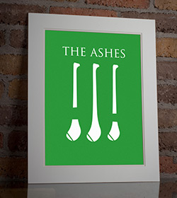 The Ashes Print